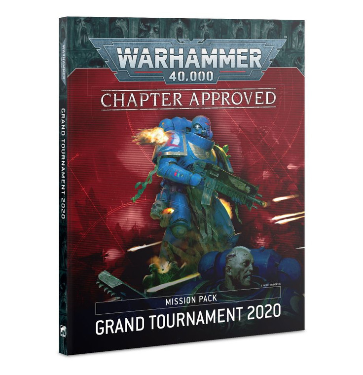 Warhammer Chapter Approved 2020 Mission Pack Grand Tournament