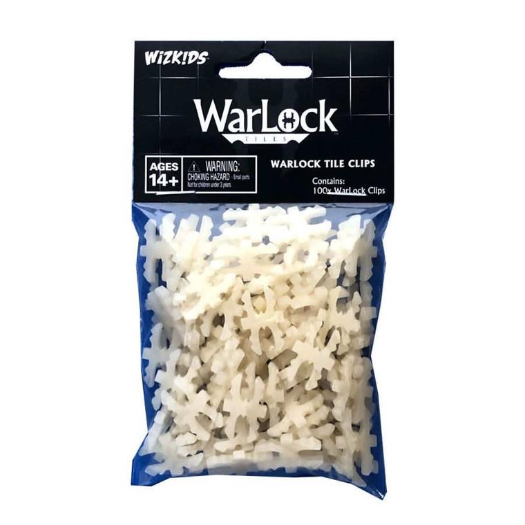 WarLock Tiles Warlock Clips 100ct
