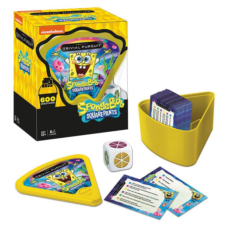 Trivial Pursuit Spongebob Squarepants