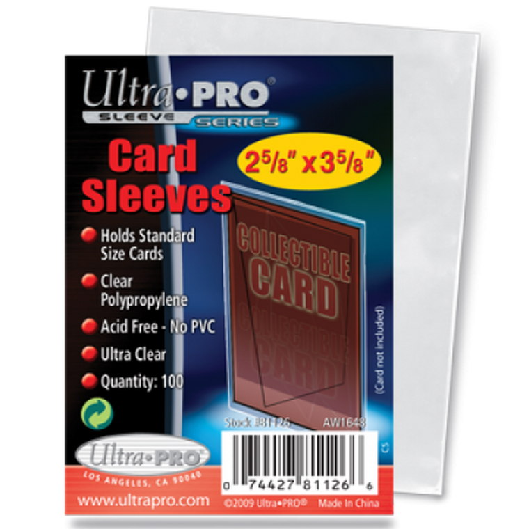 UP Soft Sleeves 100ct