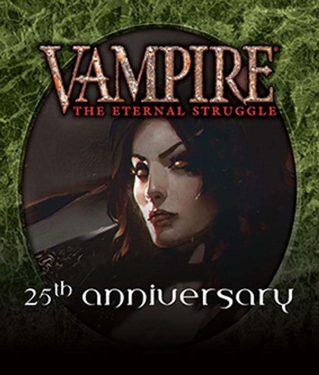 Vampire the Eternal Struggle 25th Anniversary