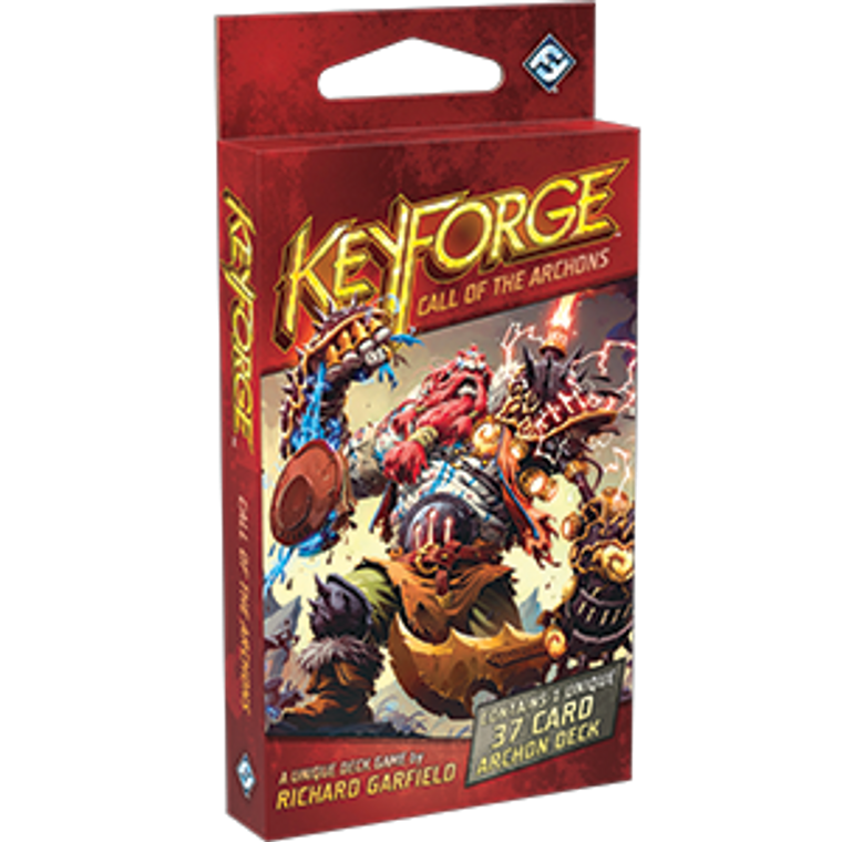Keyforge Call of the Archons Archon Deck