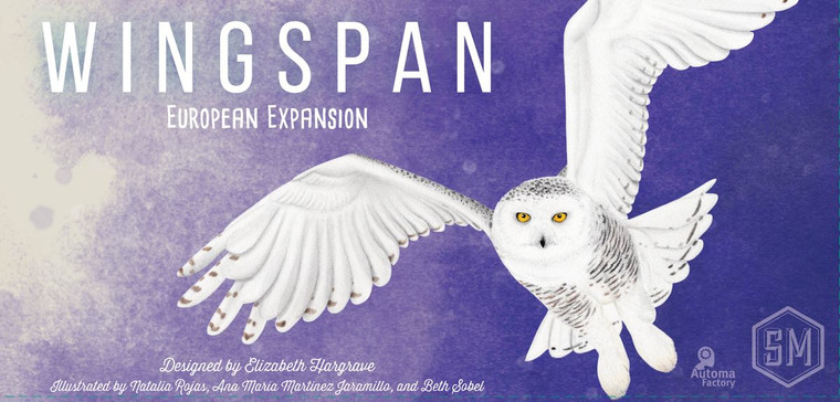 Wingspan European Edition