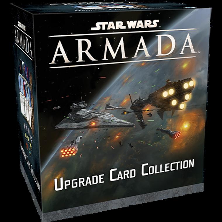 SW Armada Upgrade Card Collection