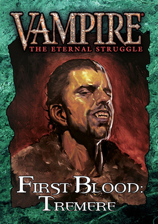 Vampire the Eternal Struggle First Blood Tremere