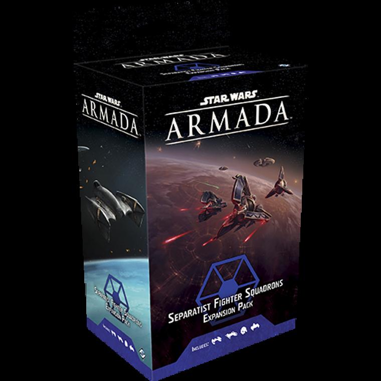 SW Armada Separatist Fighter Squadrons