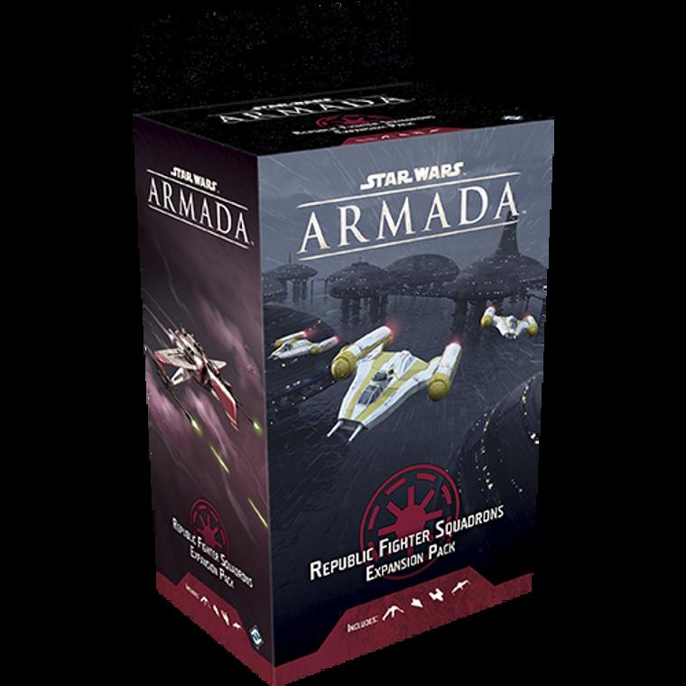 SW Armada Republic Fighter Squadrons