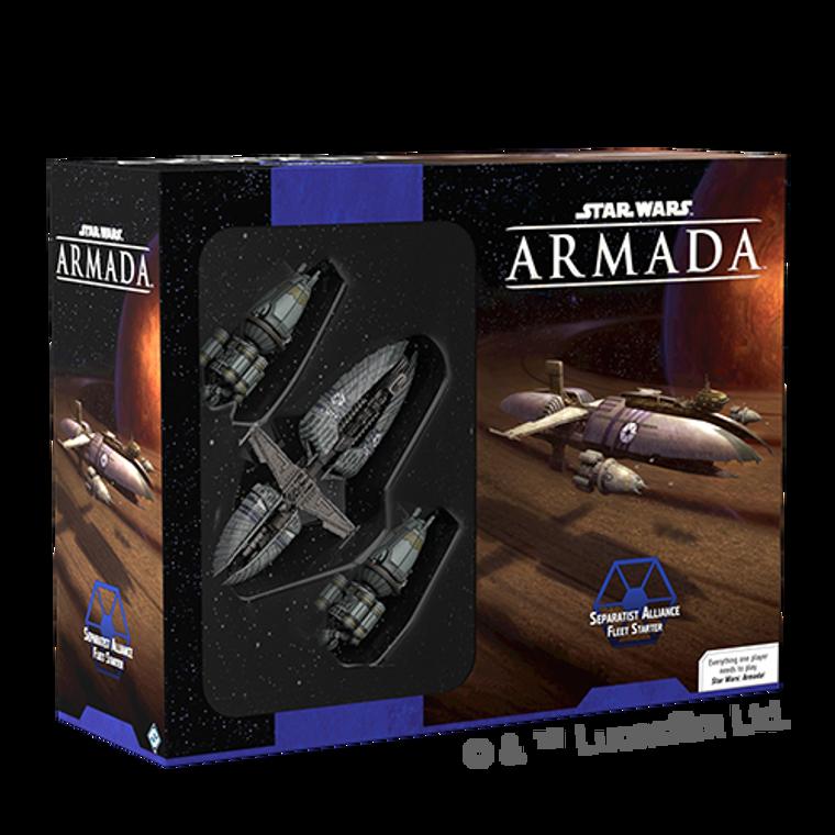 SW Armada Separatist Alliance Fleet Starter