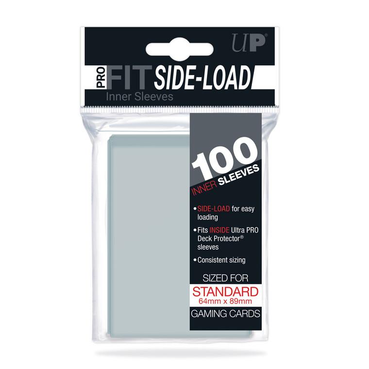 Pro-Fit Side-Load Standard Size Deck Protectors 100ct