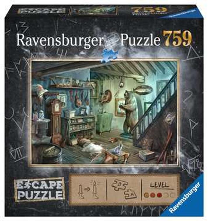 759 Pc The Forbidden Basement Escape Puzzle