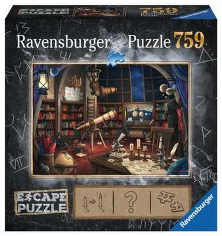 759 Pc The Observatory Escape Puzzle