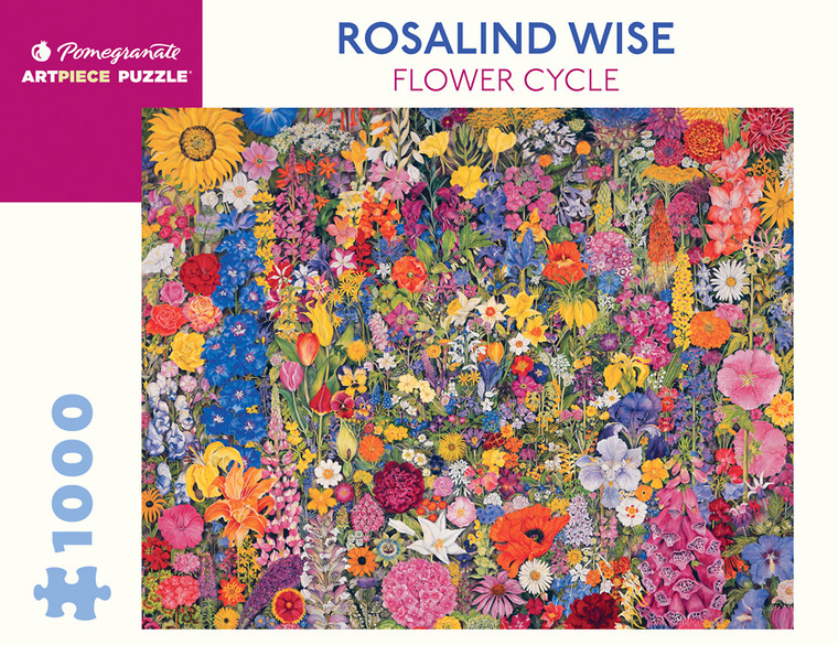 1000 Pc Wise, Rosalind: Flower Cycle