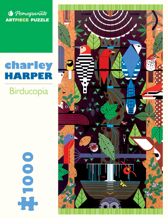 1000 Pc Harper, Charley: Birducopia