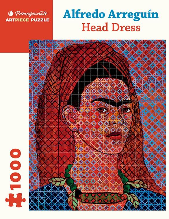 1000 Pc Arreguin, Alfredo: Head Dress