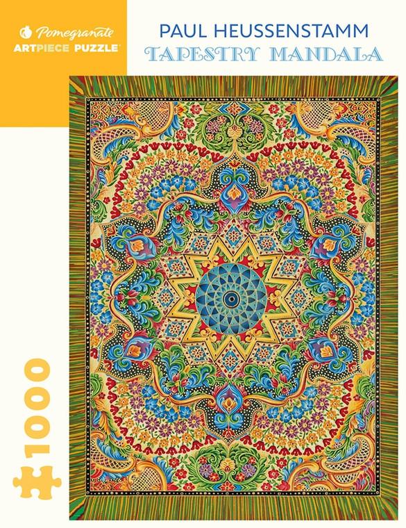 1000 pc Heussenstamm, Paul: Tapestry Mandala