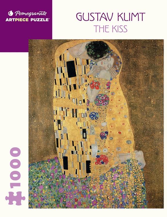 1000 pc Klimt, Gustav: The Kiss