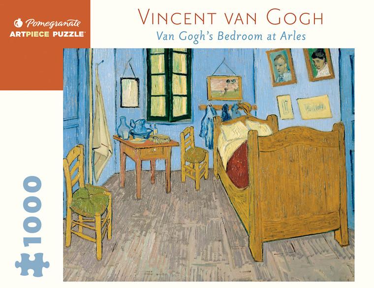 1000 Pc Van Gogh, Vincent: Van Gogh's Bedroom at Arles