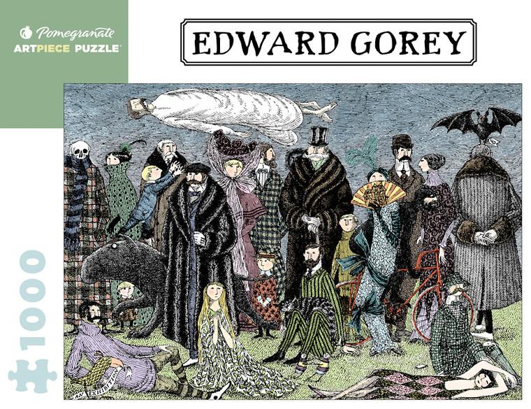 1000 Pc Gorey, Edward: Untitled, 1965