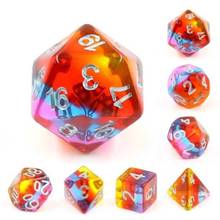 RCG Poly Golden Time (Silver)