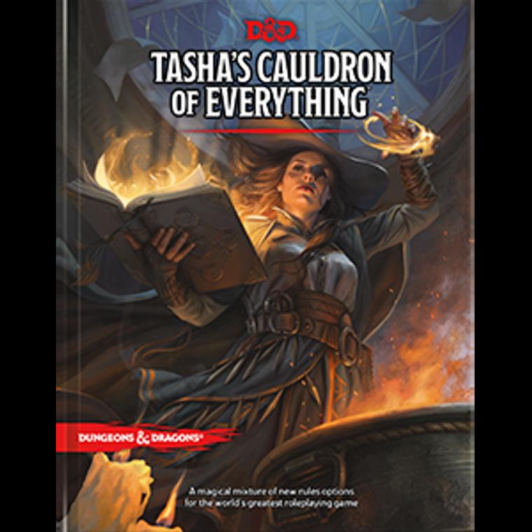 D&D 5E Tasha's Cauldron of Everything