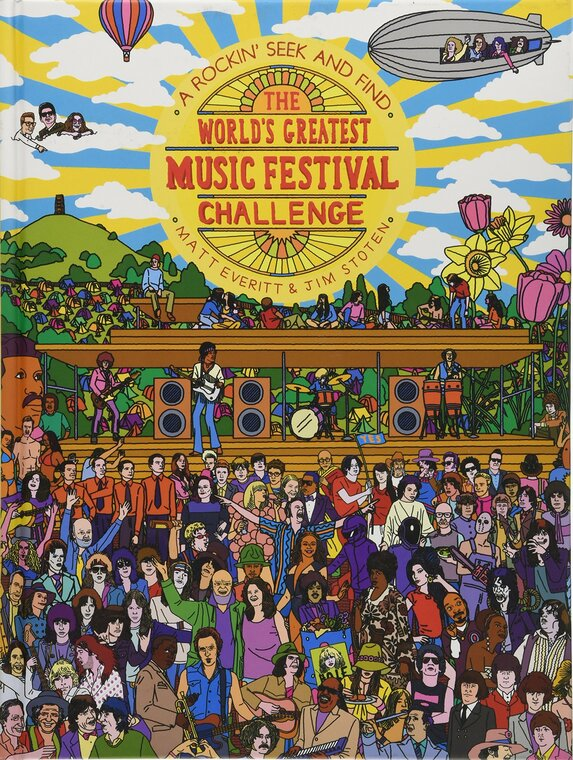 World's Greatest Music Festival Challenge
