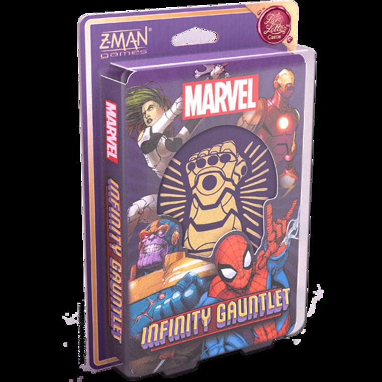 Marvel Infinity Gauntlet Love Letter