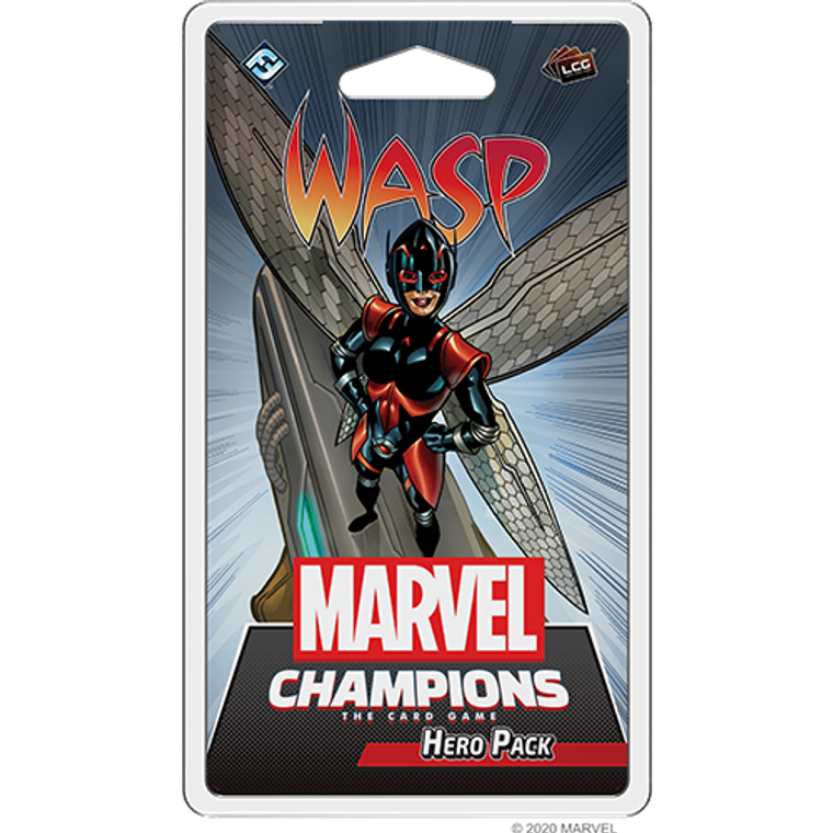 *Pre-Order* Marvel Champions LCG: Wasp Hero Pack