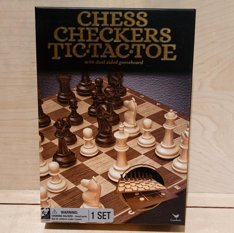 TT5 Chess/Checkers/Tic Tac Toe