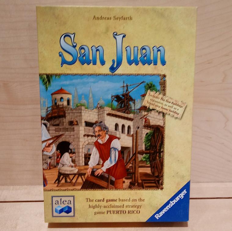 SS1 San Juan