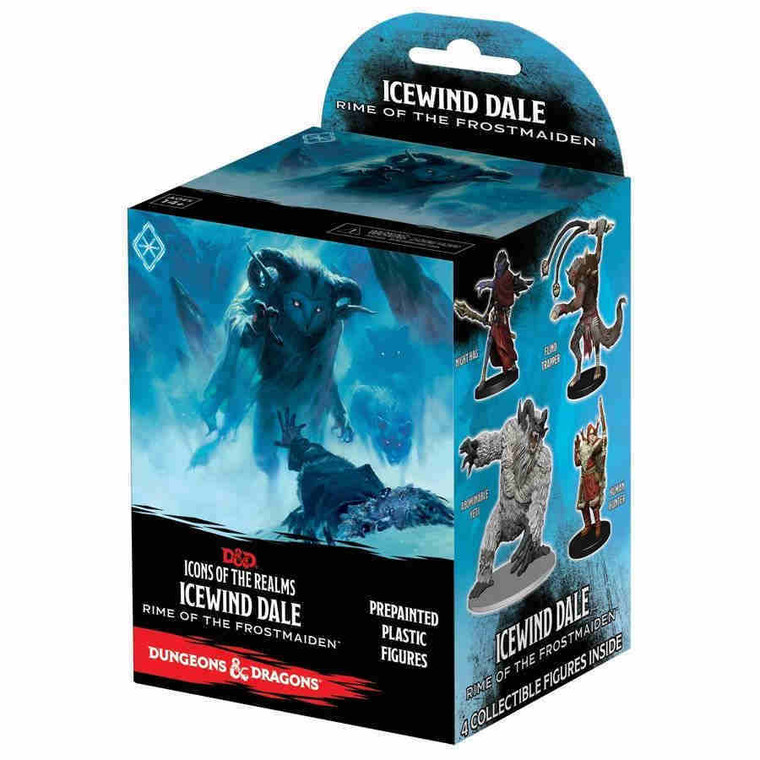 IOTR Icewind Dale Rime of the Frostmaiden Booster
