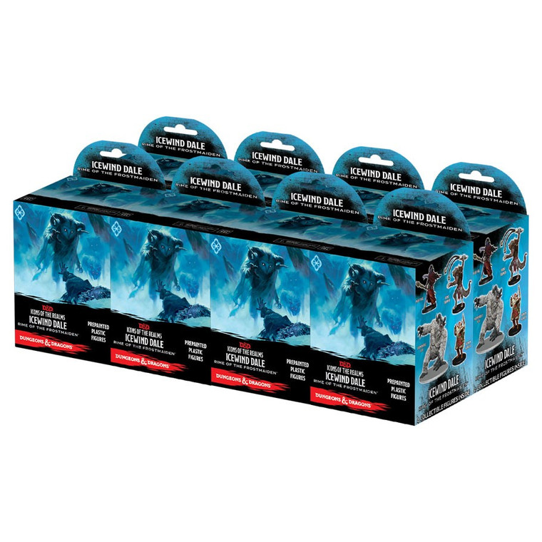 IOTR Icewind Dale Rime of the Frostmaiden Booster Brick