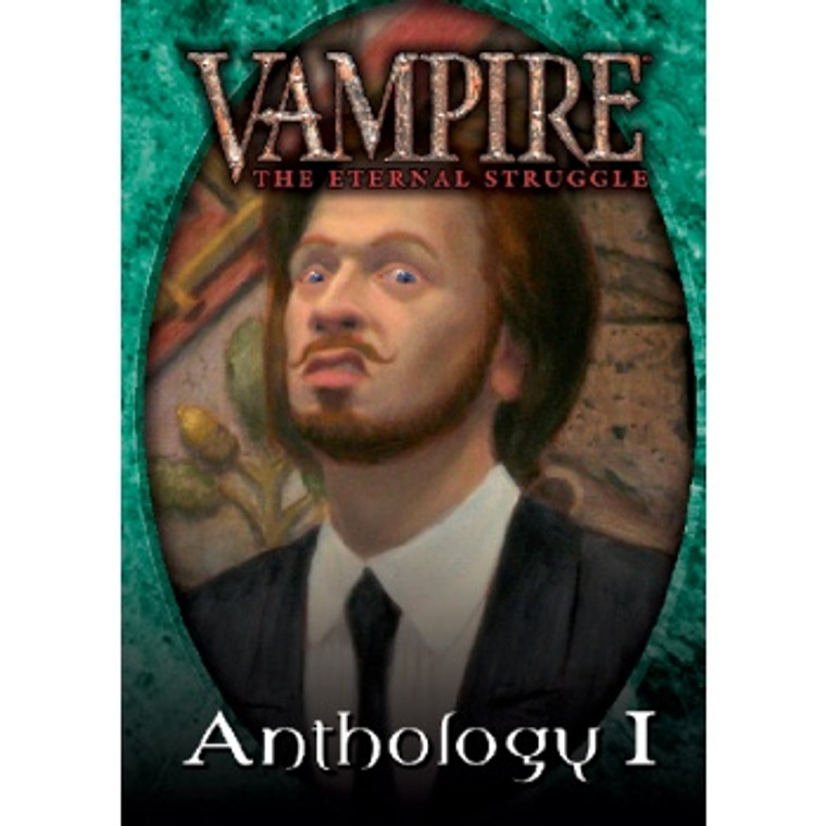 Vampire the Eternal Struggle Anthology 1
