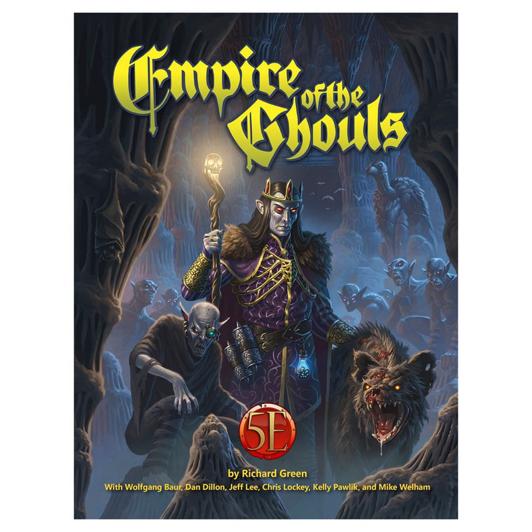 5E Kobold Empire of the Ghouls
