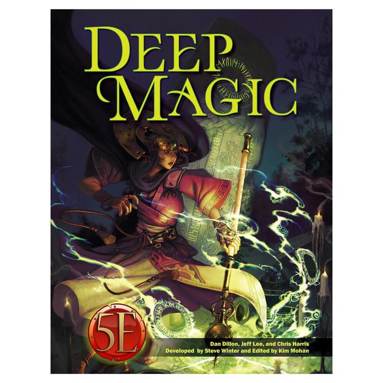 5E Kobold Deep Magic
