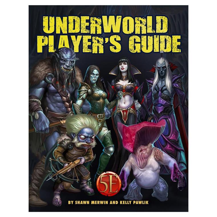 5E Kobold Underworld Player's Guide