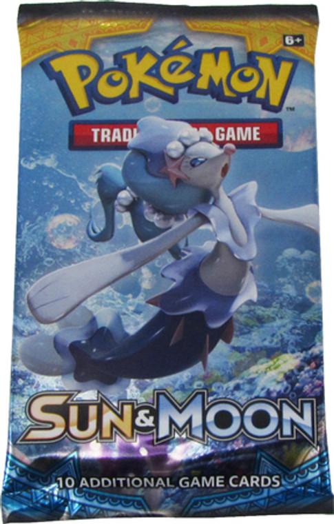 Sun & Moon Booster Pack