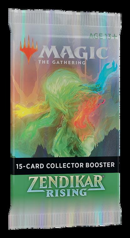 Zendikar Rising Collector's Booster Pack
