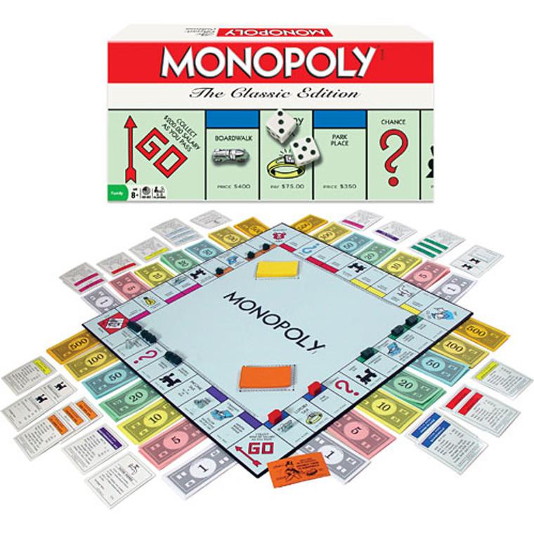Monopoly 1980's