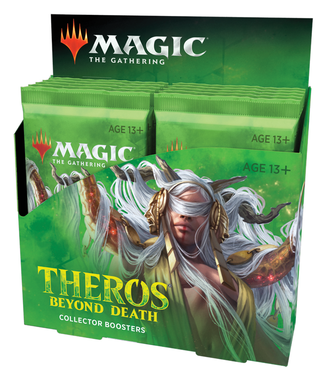 Theros Beyond Death Collector's Booster Box