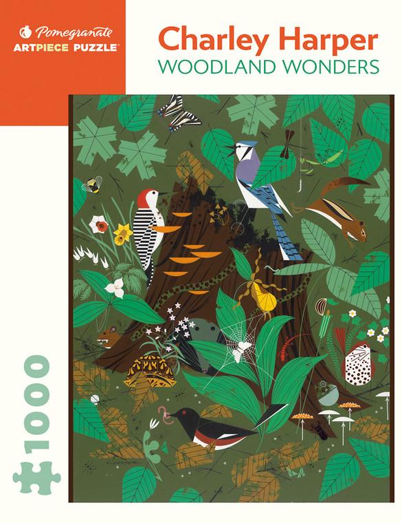 1000 Pc Harper, Charley: Woodland Wonders