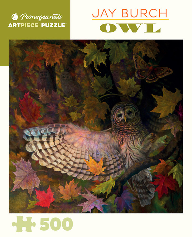 500 Pc Burch, Jay: Owl