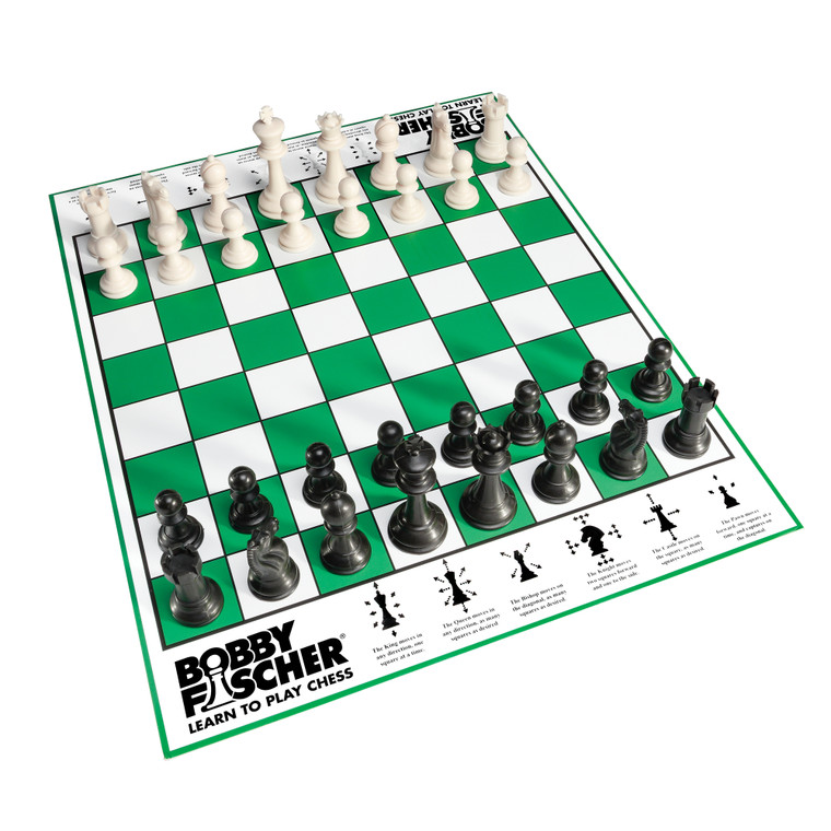Chess Bobby Fischer Learn to Play