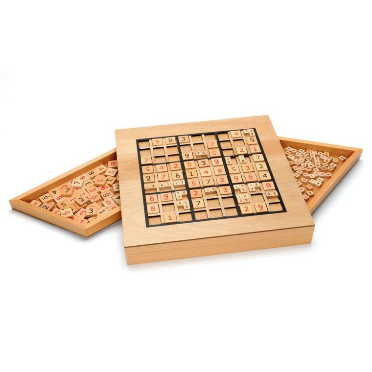 "Sudoku 12"" Wooden"
