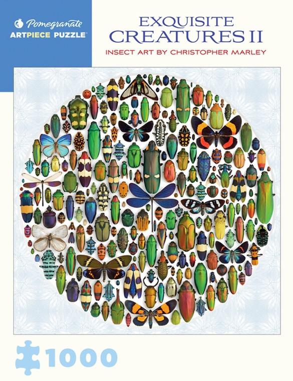 1000 Pc Marley, Christopher: Exquisite Creatures II