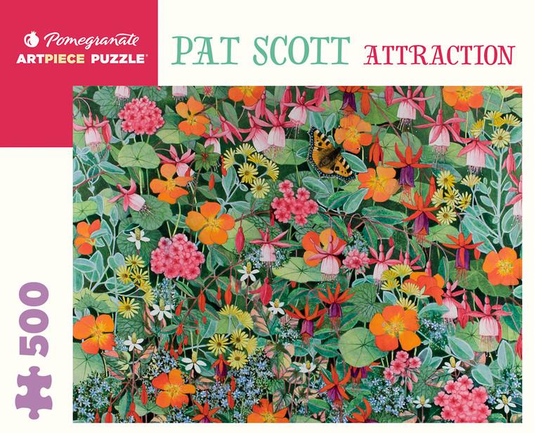 500 Pc Scott, Pat: Attraction