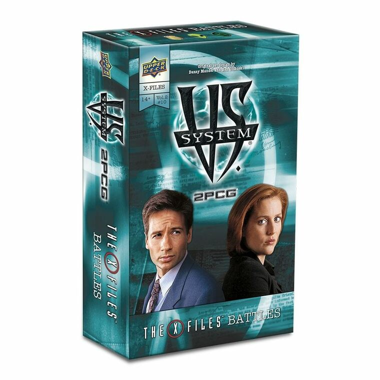 VS System X-Files Battles