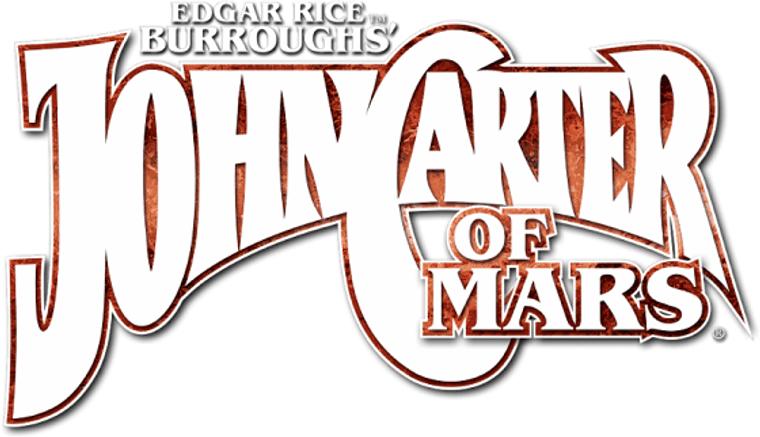 JOHN CARTER OF MARS RPG: ADVENTURES ON THE DYING WORLD OF BARSOOM