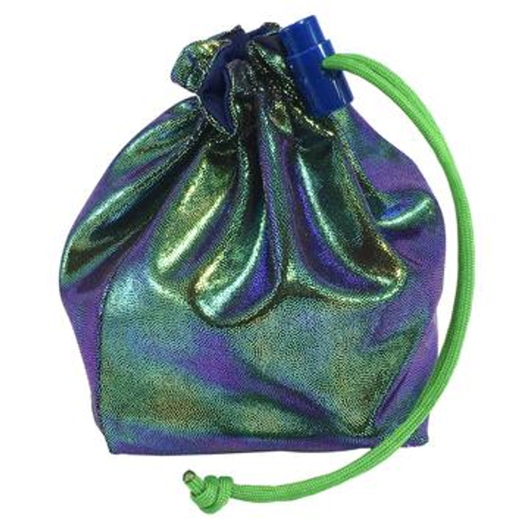 Dice Bag - Holographic Scarab