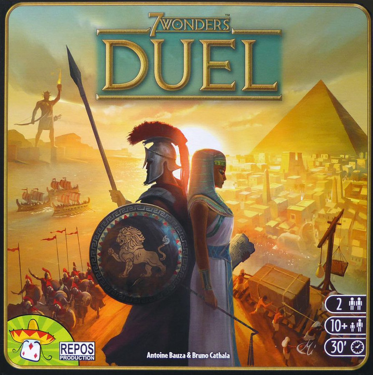 Rental: 7 Wonders Duel