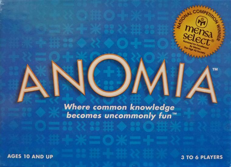 Rental: Anomia